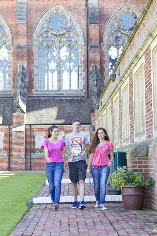 Студенческая жизнь в Ardingly College