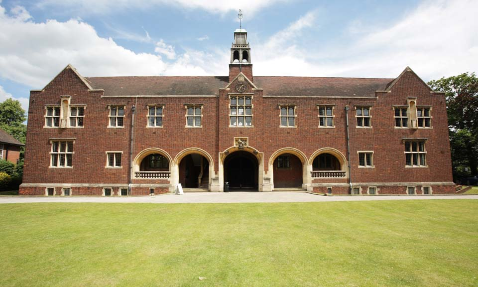 Главный корпус Bell Group, The Leys School (Cambridge)