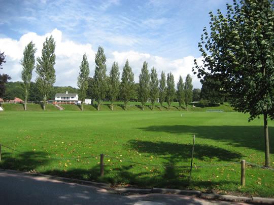 Парковая зона возле школы British Study Centres, Ardingly College