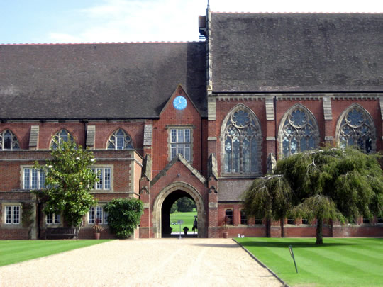 Часовня в British Study Centres, Ardingly College