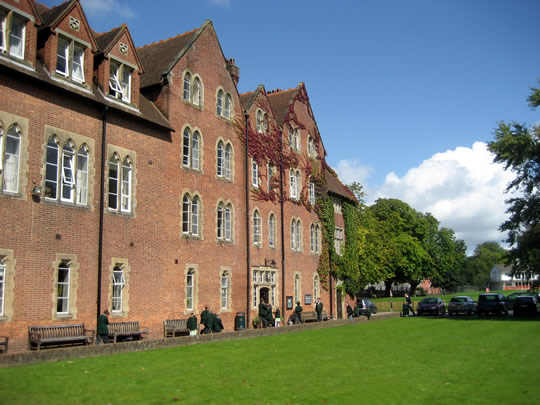 Здание школы British Study Centres, Ardingly College
