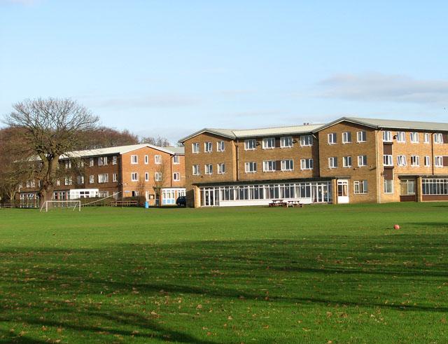 Резиденции Wymondham College