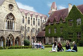 British Study Centres, Cheltenham College