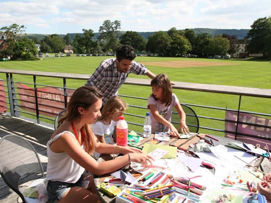 Развлекательные мероприятия после занятий в British Study Centres, Wycliffe College
