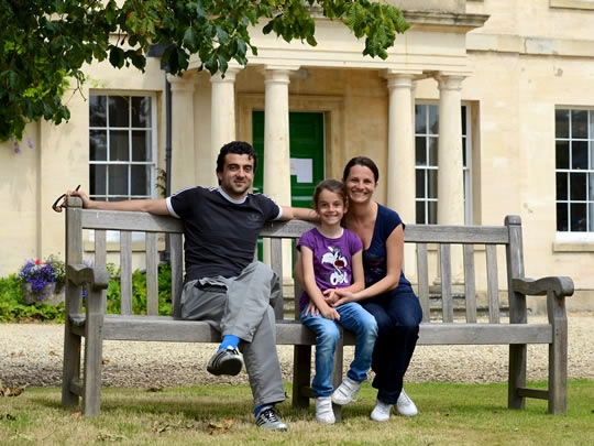 Семейная программа British Study Centres, Wycliffe College