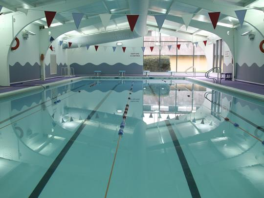 Плавательный бассейн British Study Centres, Wycliffe College