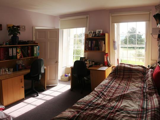 Комната для проживания старших студентов British Study Centres, Wycliffe College