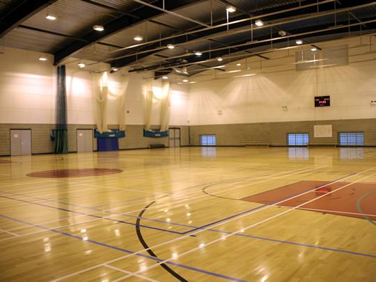 Спортивный зал в British Study Centres, Wycliffe College