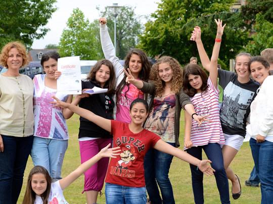 Студенты школы British Study Centres, Wycliffe College