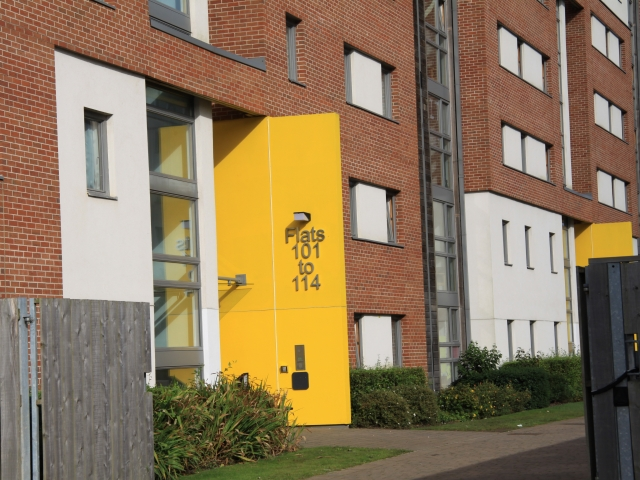 Кампус Университета Западной Англии - EC, Bristol
