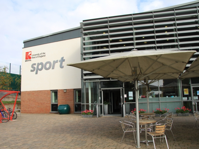 Спортзал Университета Западной Англии - EC, Bristol