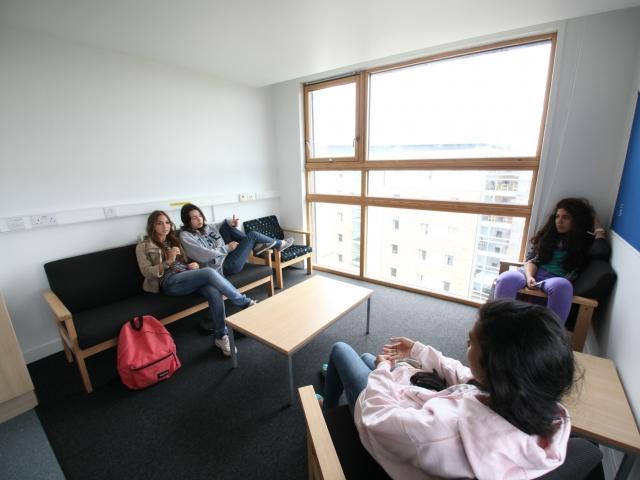 Проживание в резиденции