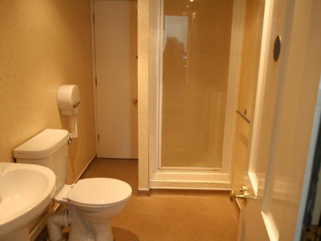 Ванная комната в резиденции при EC, Cambridge