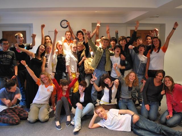 Внеклассные мероприятия в EC, Cambridge