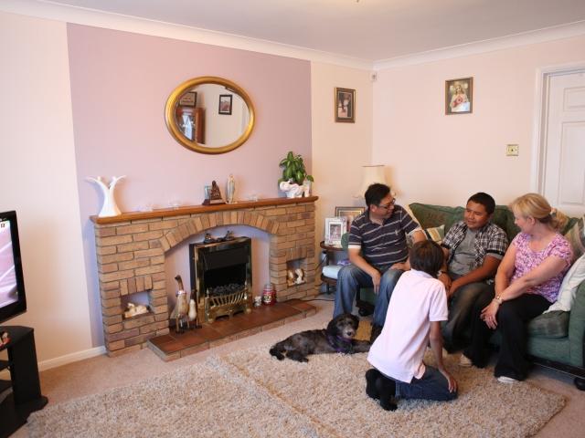 Проживание студентов EC, Cambridge в принимающих семьях