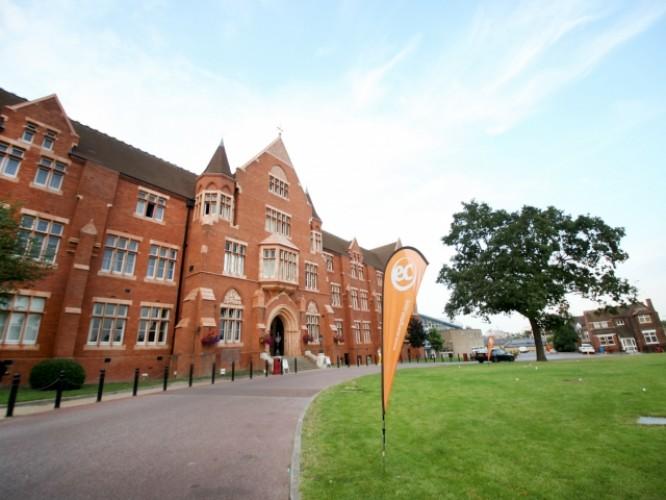 Столовая st dunstan 2019s college - ec, south london (ес на юге лондона)