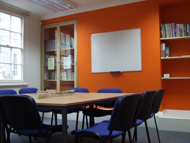 Библиотека в EC, Cambridge