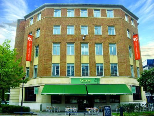 Главное здание EC, Bristol