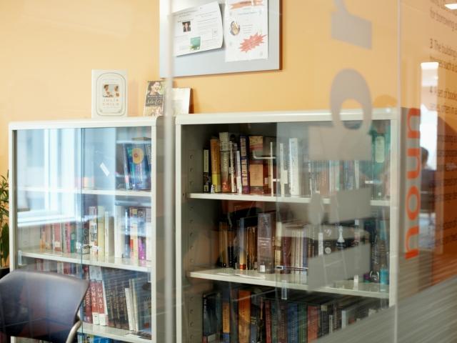 Библиотека в EC, Boston