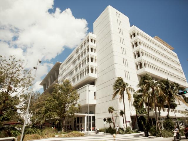 Здание EC, Miami