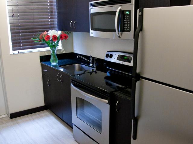 Апартаменты повышенного комфорта с одной спальней
