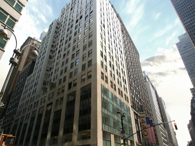 Здание EC, New York