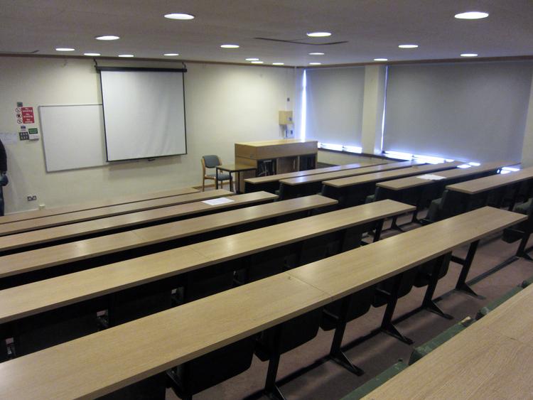 Аудитория школы Embassy Summer Chalfont