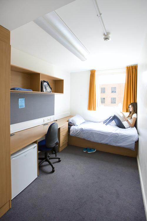 Типичная комната студента