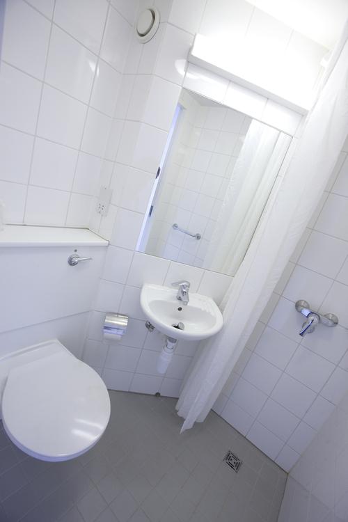 Ванная комната в резиденции