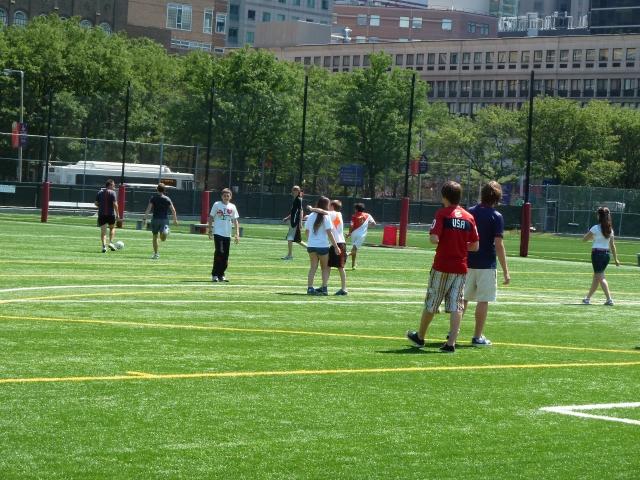 Спортивные мероприятия в EC, Boston