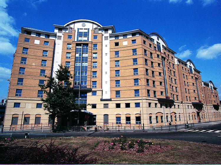 Экстерьер резиденции при Summer Schools, London - South bank