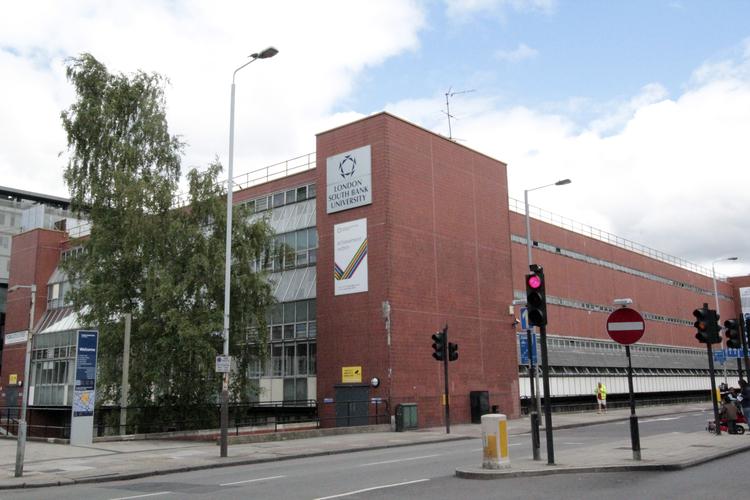 Здание школы Embassy Summer Schools, London - South bank