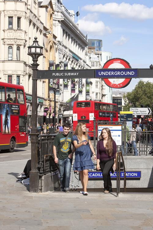Экскурсия по Лондону