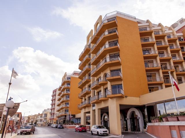 Suncrest Hotel, EC Malta