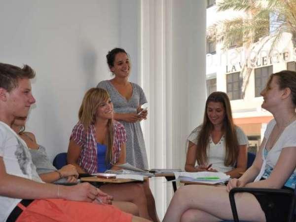 Процесс обучения в EC Freestyle, Malta
