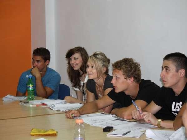 Студенты EC Freestyle, Malta