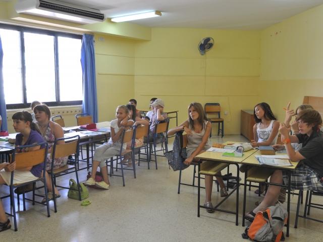 Embassy Summer, Malta - на занятиях