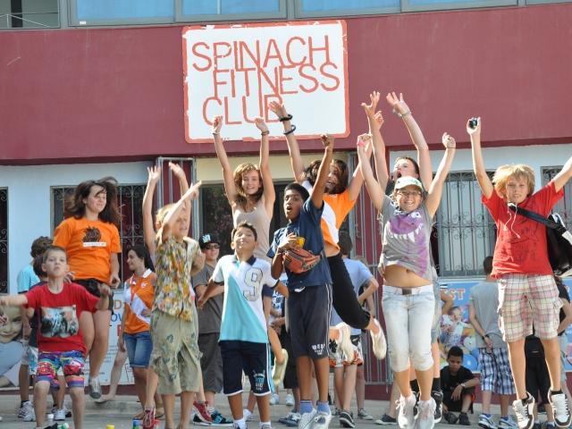 Спорт и развлечения в Embassy Summer Camp, Malta