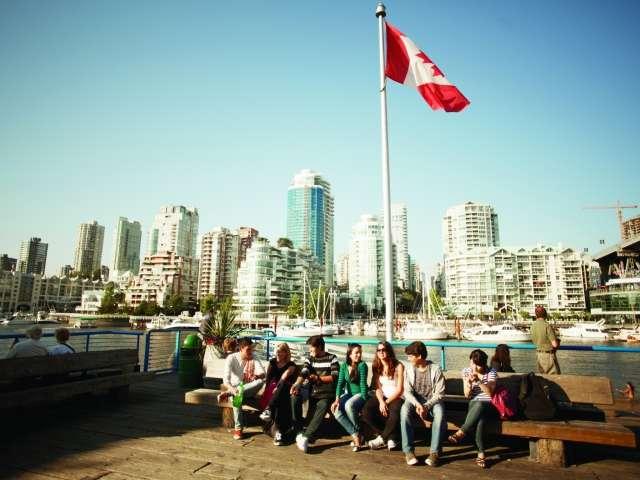 Развлекательная программа в EC, Vancouver