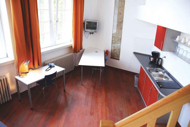 Типичная комната, в которой проживают студенты