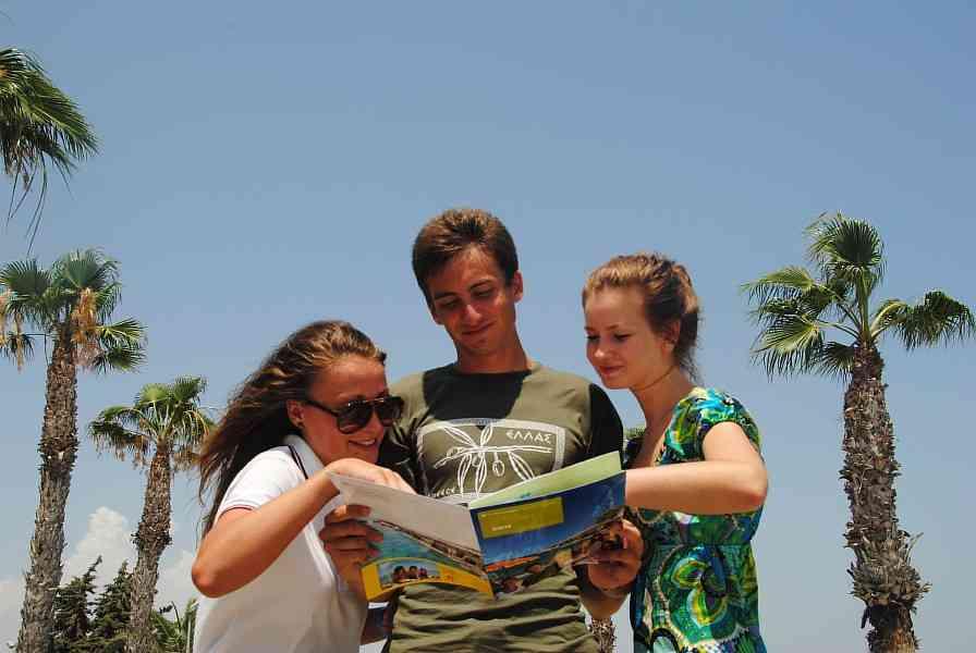 Студенты English In Cyprus