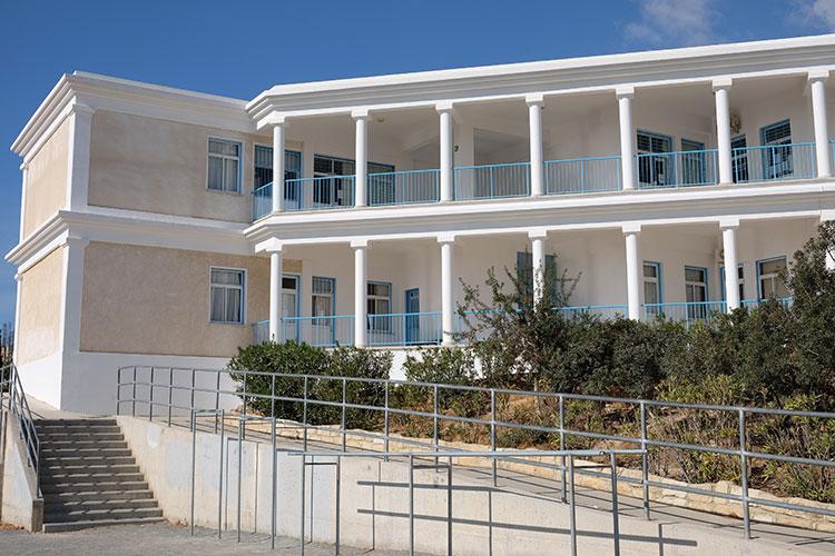 Здания гимназии
