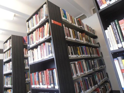 Библиотека Webster University