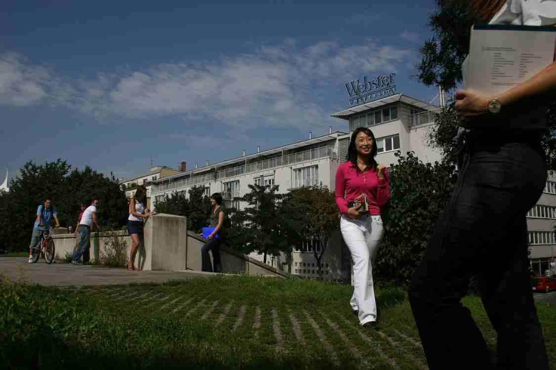 Учебный центр Webster University