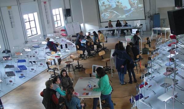Конференция в Domus Academy