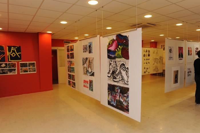 Выставка, Ecole d'ART Maryse Eloy