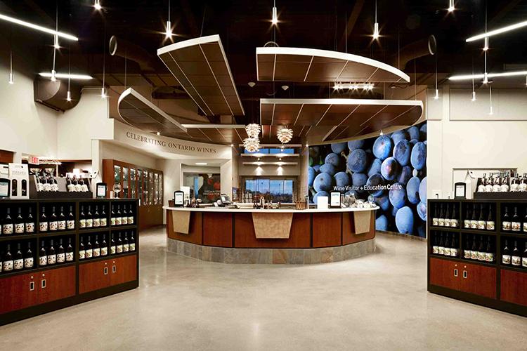 Винодельня Niagara College