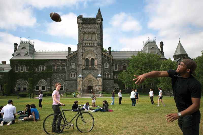 Главный вид University of Toronto