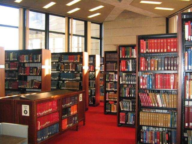 Библиотека University of Toronto