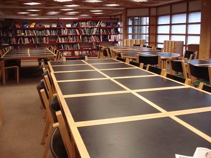 Библиотека Eurocentres, Cambridge
